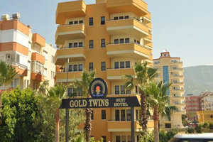 Gold Twins Beach Suit Hotel