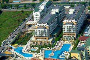Hedef Resort Hotel Spa