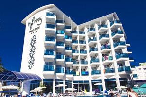 Hotel Infinity Beach
