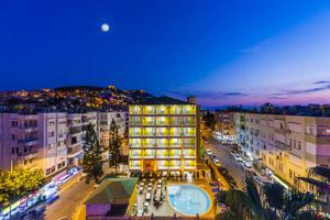 Kleopatra Wasa Hotel Alanya