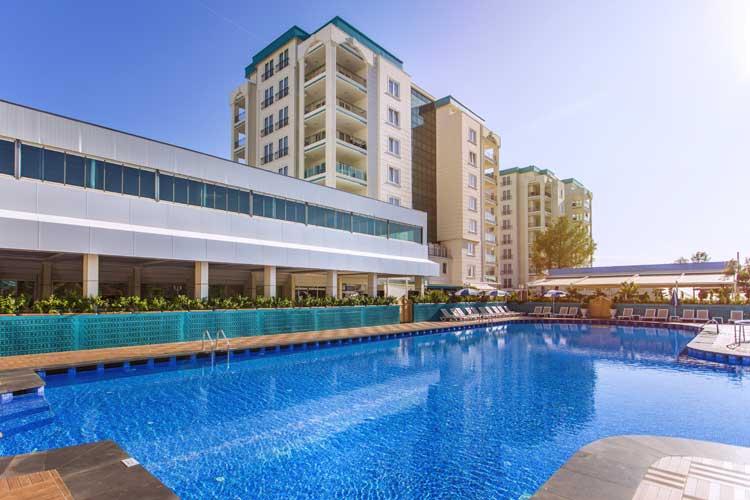Modern Saraylar Halal Hotel Spa