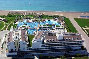 Sherwood Sensimar Resort Belek