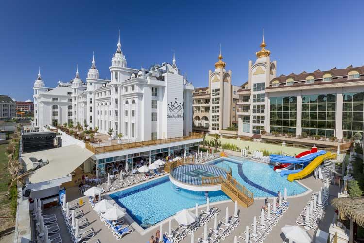 Side Royal Palace Hotel Spa