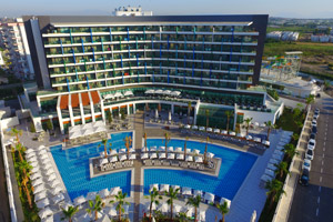 Wind Of Lara Hotel Spa